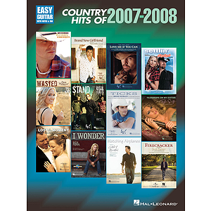 Country Hits of 2007-2008