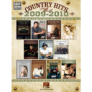 Country Hits of 2009-2010