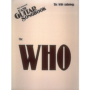 The Who Anthology