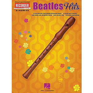 Beatles Hits for Recorder