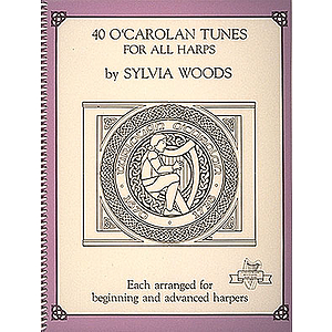 40 O'Carolan Tunes for All Harps