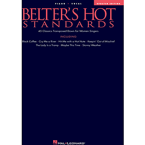 Belter's Hot Standards - Updated Edition