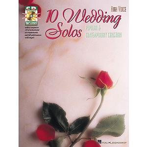 10 Wedding Solos