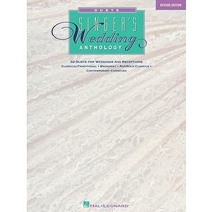 Singer's Wedding Anthology - Revised Edition