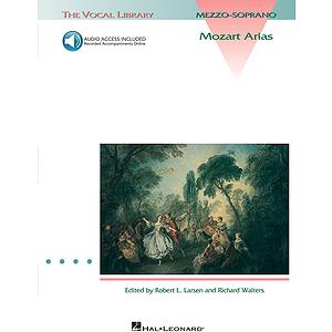 Mozart Arias for Mezzo-Soprano