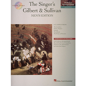 Singer's Gilbert & Sullivan - Men's Edition