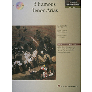 3 Famous Tenor Arias