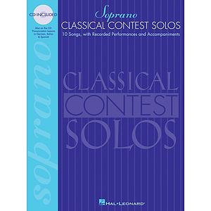 Classical Contest Solos - Soprano