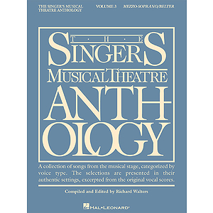The Singer&#039;s Musical Theatre Anthology - Volume 3