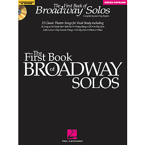 First Book of Broadway Solos