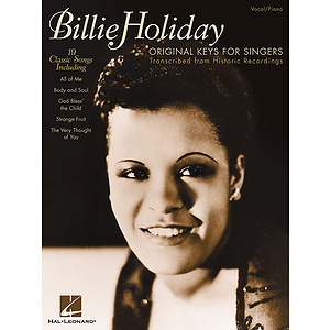 Billie Holiday - Original Keys for Singers