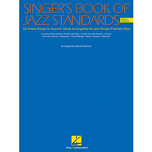 The Singer's Book of Jazz Standards - Men's Edition