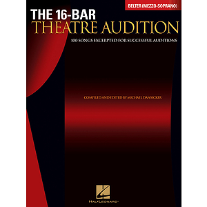 16-Bar Theatre Audition Belter (Mezzo-Soprano)