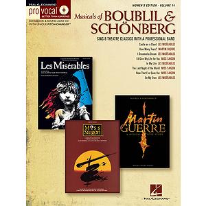 Musicals of Boublil & Schönberg