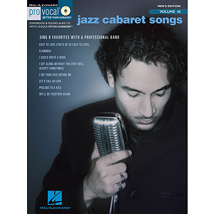 Jazz Cabaret Songs
