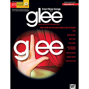 Even More Songs from Glee