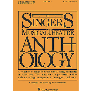 The Singer&#039;s Musical Theatre Anthology - Volume 2