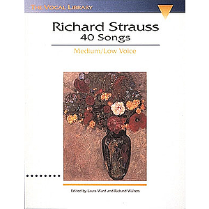 Richard Strauss: 40 Songs
