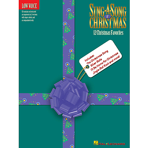 Sing a Song of Christmas - 12 Christmas Favorites