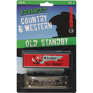 Old Standby Harmonica