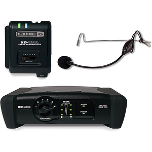 Line 6 XD-V30HS Wireless Headset Mic System
