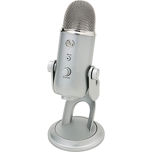 Blue Microphones Yeti USB Microphone
