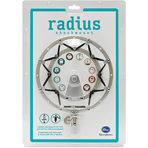 Blue Microphones Radius/Yeti/Yeti Pro Shock Mount