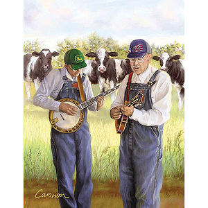 Bluegrass Cow Boys