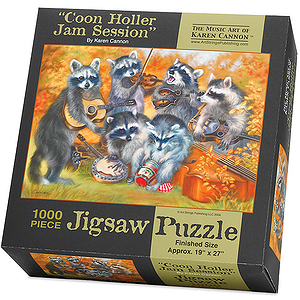 Coon Holler Jam Jigsaw Puzzle