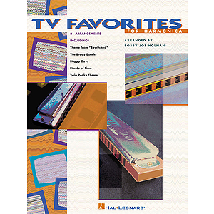 TV Favorites for Harmonica