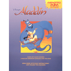 Aladdin Book Only