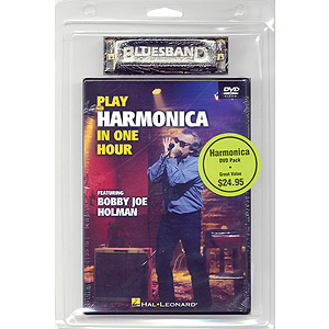 Play Harmonica Pack (DVD)