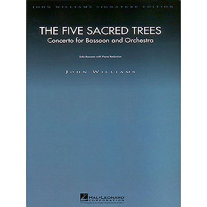 The Five Sacred Trees (Concerto for Bassoon and Orchestra)