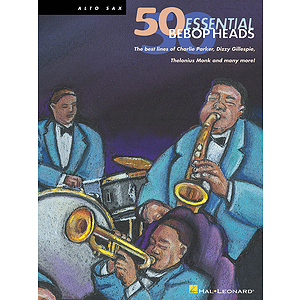 50 Bebop Heads for Alto Sax