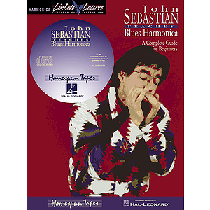 John Sebastian - Beginning Blues Harmonica