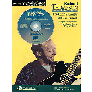 Richard Thompson Teaches Traditional Guitar Instrumentals