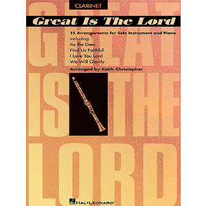 Great Is The Lord &amp; Other Contemporary Christian Favorites