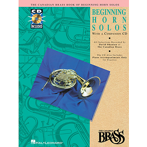 Canadian Brass Book of Beginning Horn Solos