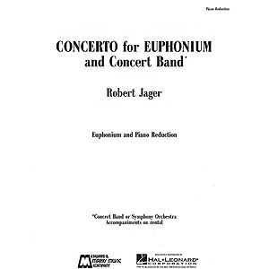 Concerto for Euphonium and Concert Band