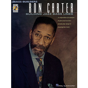 Ron Carter - Building Jazz Bass Lines