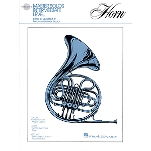 Master Solos Intermediate Level - French Horn