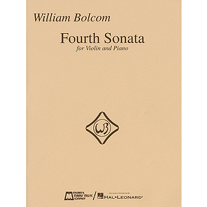 Fourth Sonata for Violin and Piano