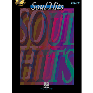 Soul Hits - Flute Play-Along Pack