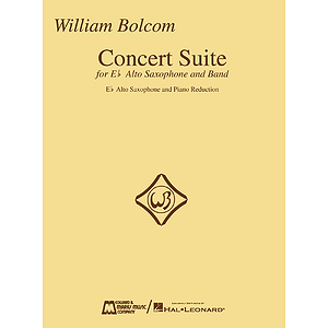 William Bolcom - Concert Suite