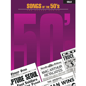 Songs of the &#039;50s