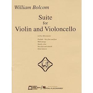 William Bolcom - Suite for Violin and Violincello