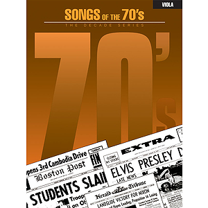Songs of the '70s