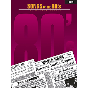 Songs of the '80s