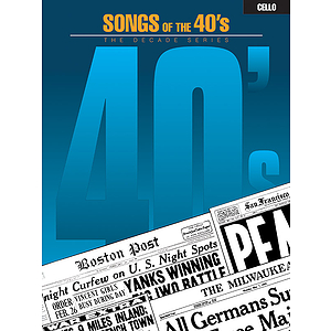 Songs of the &#039;40s