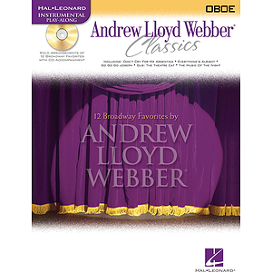 Andrew Lloyd Webber Classics - Oboe